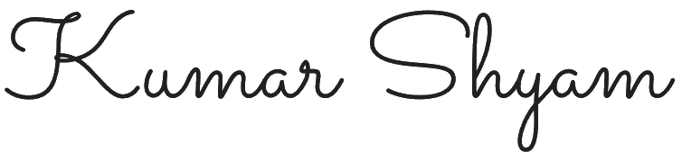 Kumar Shyam Logo