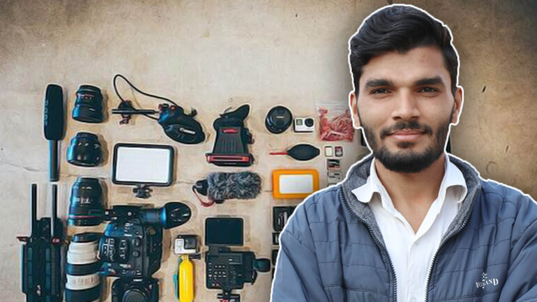 kumar-shyam-all-youtube-equipment-list